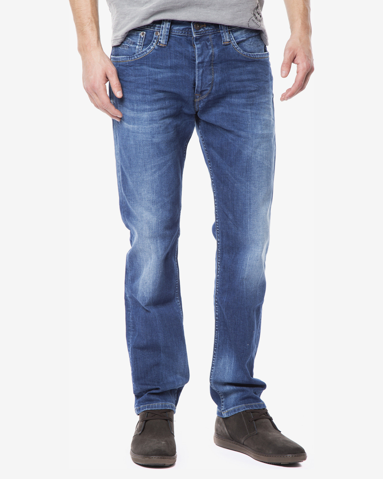 später Herbst Schuhe Preis Pepe Jeans - Cash Jeans Bibloo.com