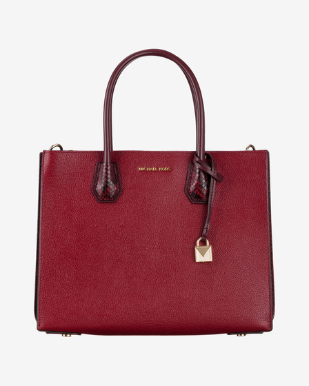 Michael Kors Mercer Large Handtas