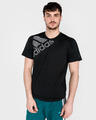 adidas Originals FreeLift Badge of Sport Graphic T-Shirt