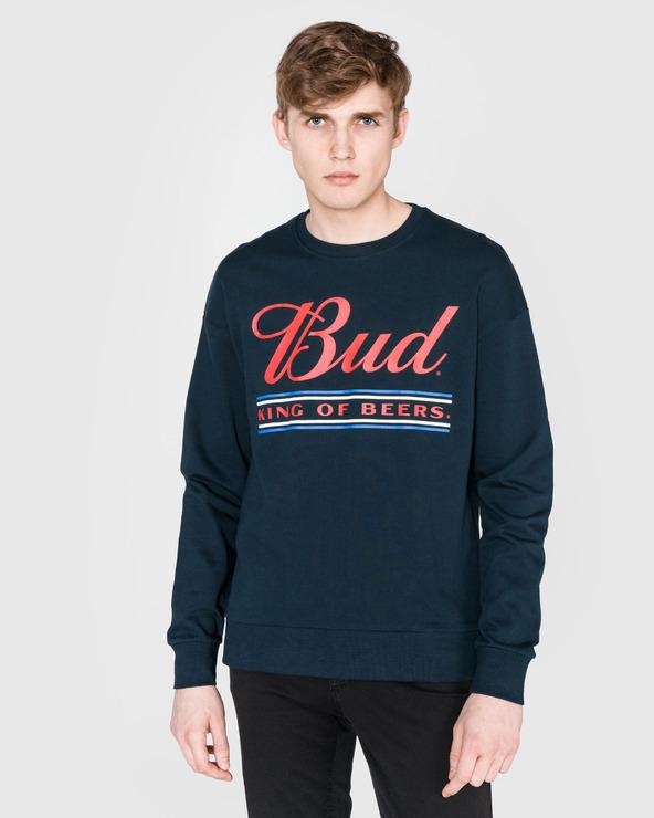 Jack & Jones Buds Bluza Niebieski