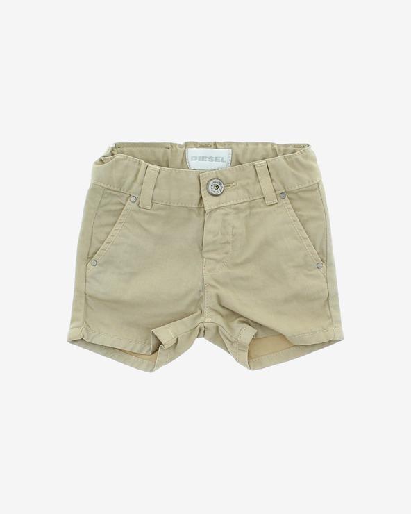 Diesel Kinder Shorts Beige