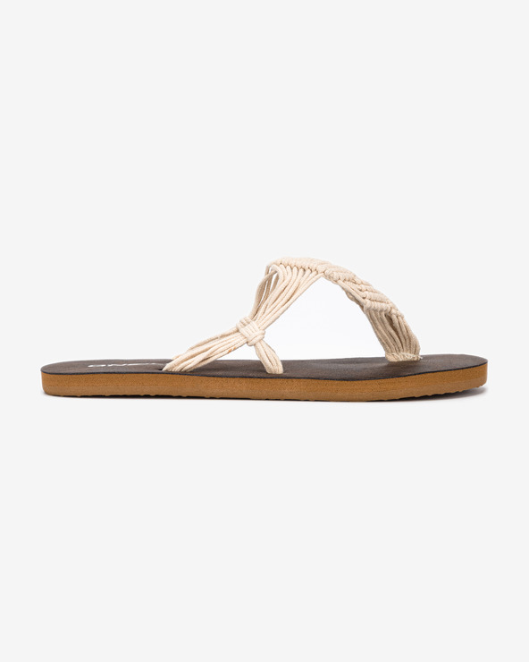 O'Neill Flip-Flops Weiß Braun
