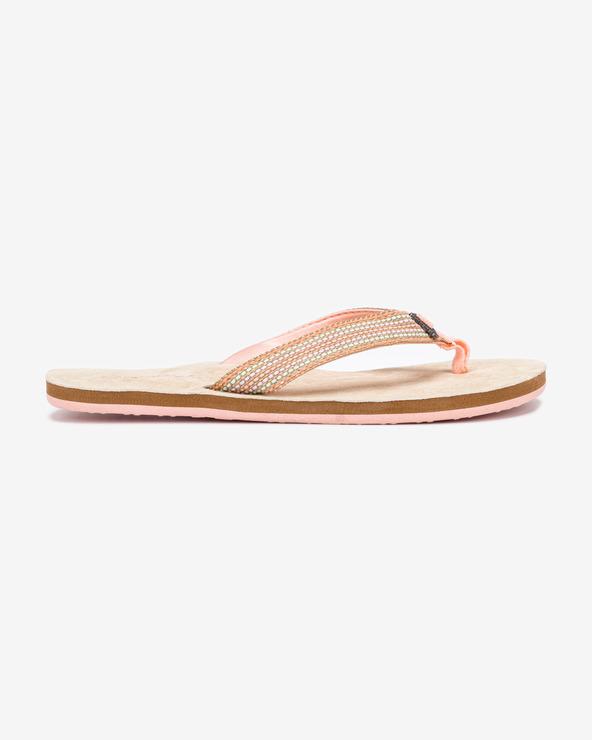 O'Neill Flip-Flops Beige mehrfarben