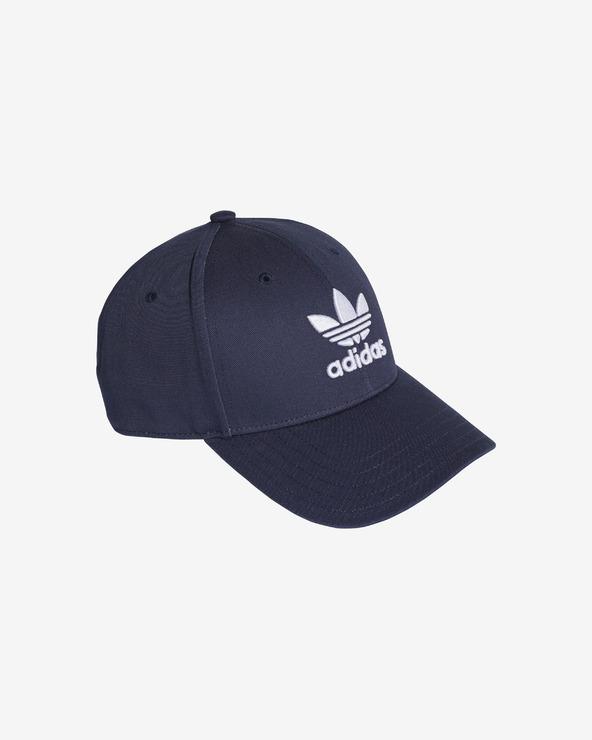 adidas Originals Trefoil Baseball Schildmütze Blau
