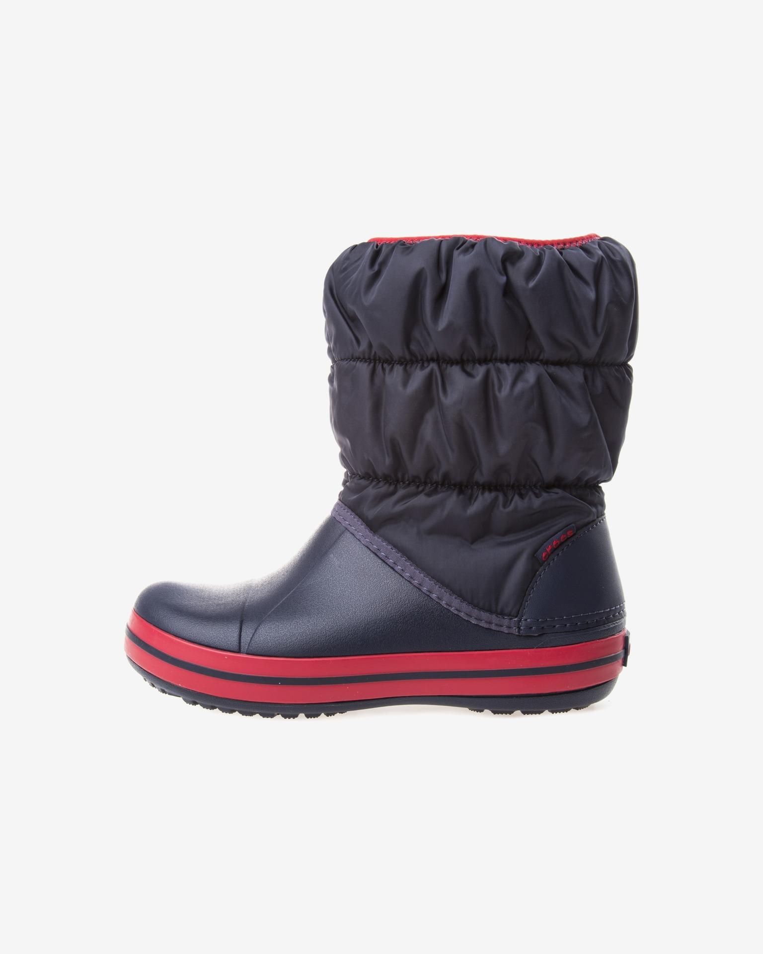 Winter Puff Snehule detské Crocs