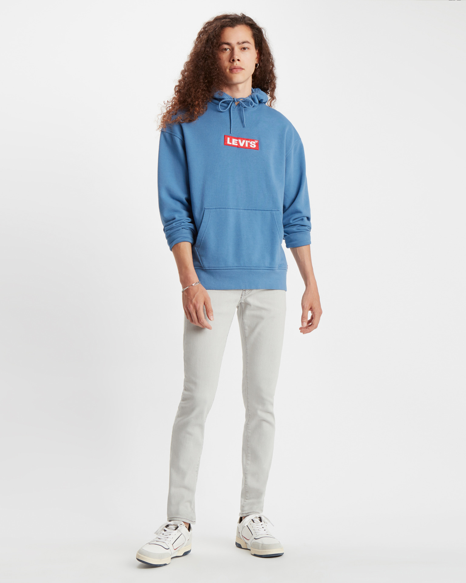 Relaxed Graphic Mikina Levis®