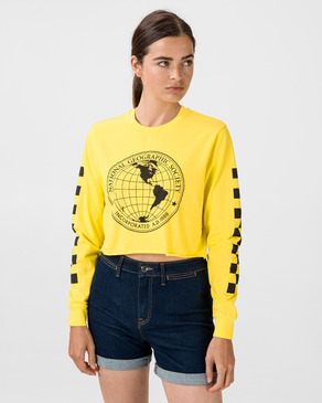 Vans National Geographic Crop top