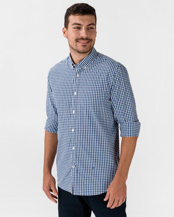 Pepe Jeans Arnol Hemd Blau Weiß