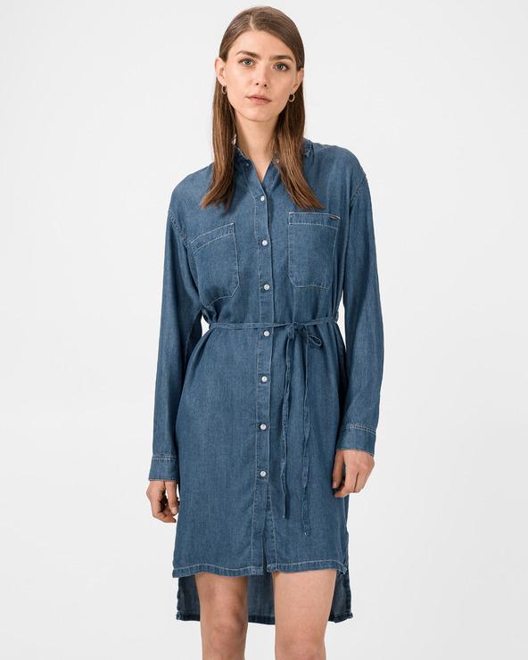 Pepe Jeans Lush Kleid Blau