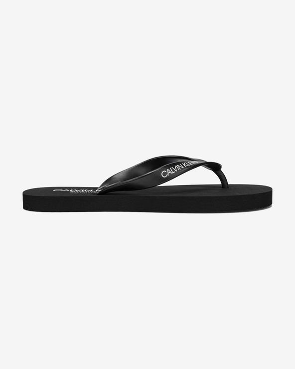 Calvin Klein Flip-Flops Schwarz