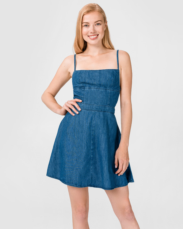 Pepe Jeans Dazzle Kleid Blau