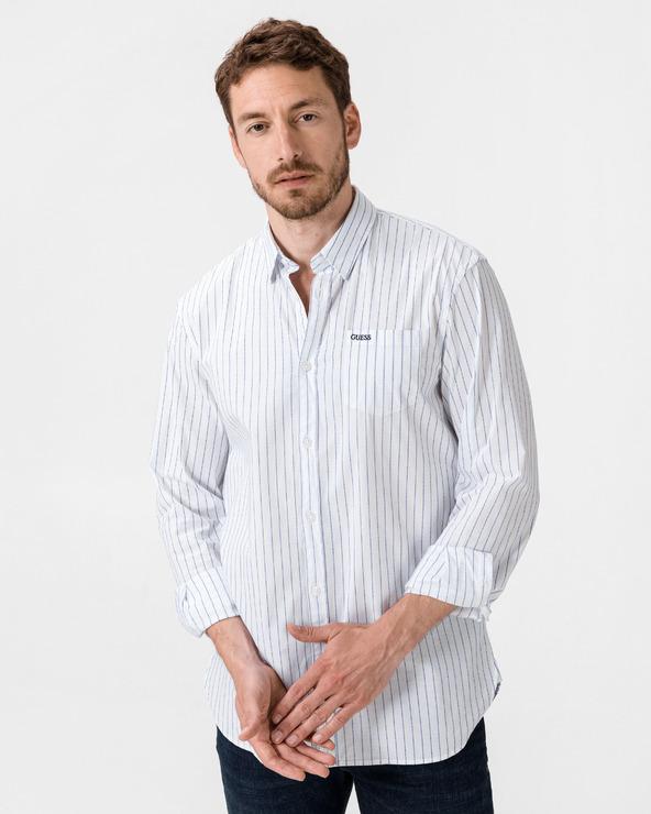 Guess Hemd Weiß