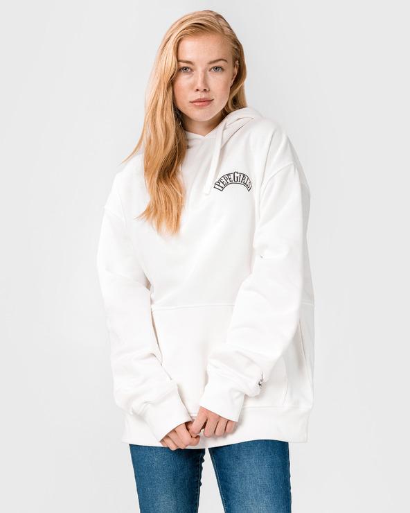 Pepe Jeans Camilla Sweatshirt Weiß