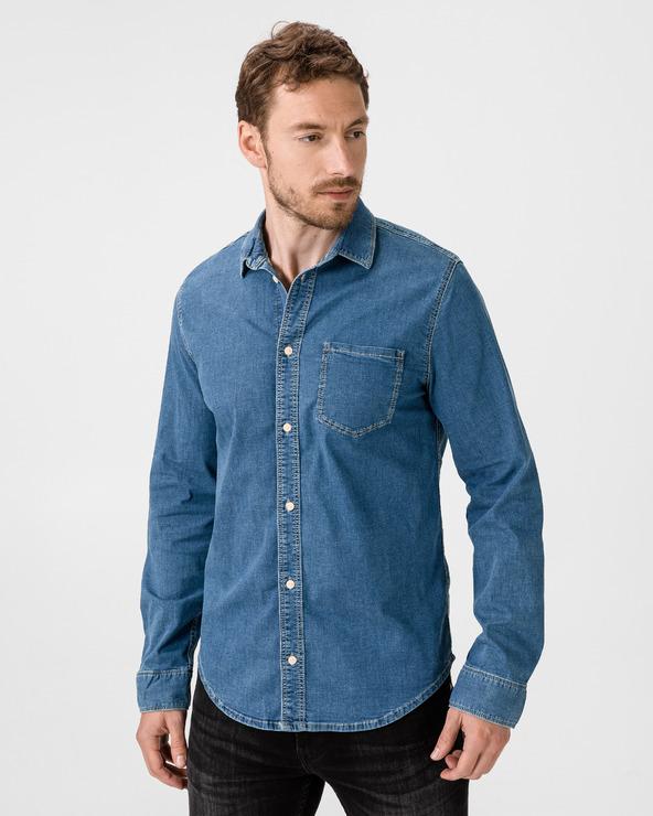 Pepe Jeans Portland Hemd Blau