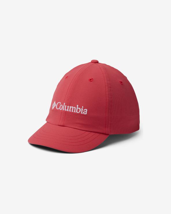 Columbia Kinder Schildmütze Rot