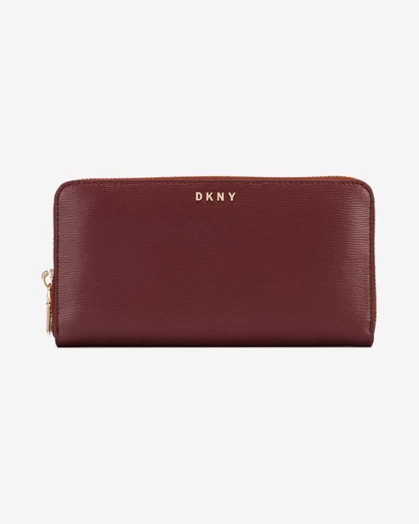 DKNY Geldbörse Rot