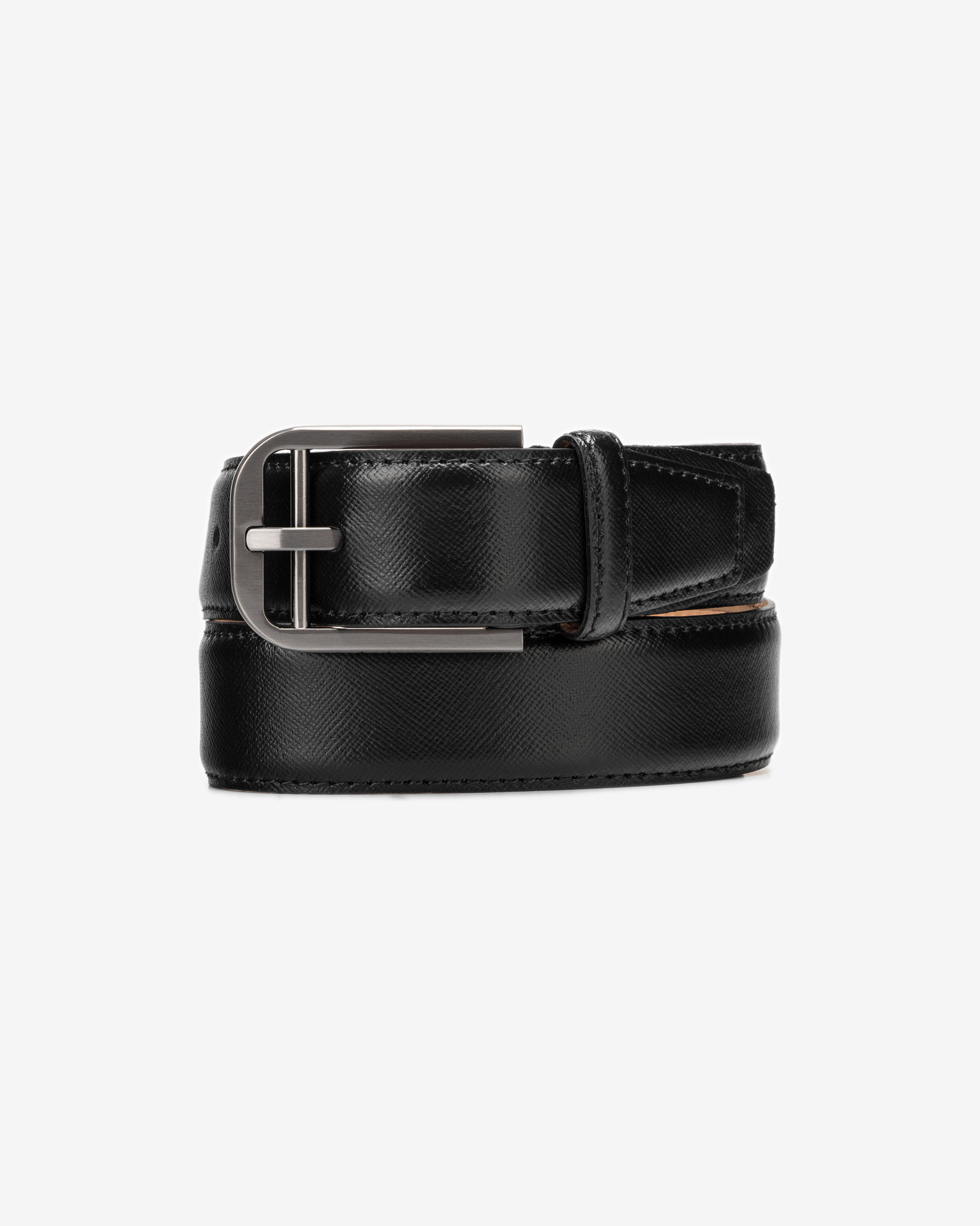 Double Bar Buckle Pásek Calvin Klein